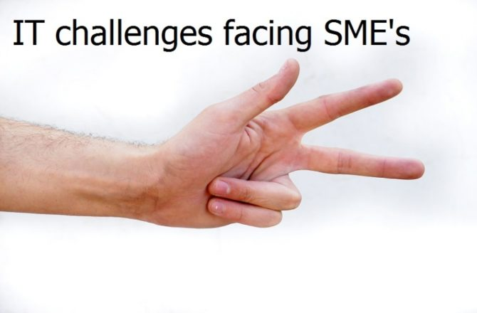 The 3 Big IT Challenges Facing SMEs
