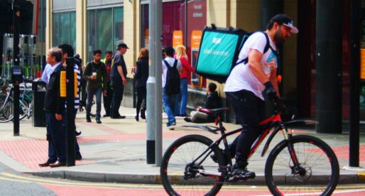 Deliveroo Employment Case Yet Another Sign that Law Needs Addressing