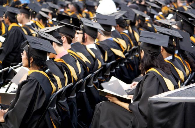 Graduate Talent Pool Set to Shrink Almost a Third as International Students Reconsider UK