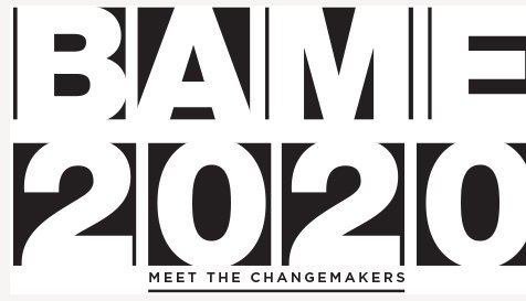 <strong> 29th June – London </strong> <br> Launch of #BAME20/20 – Meet the Change Makers