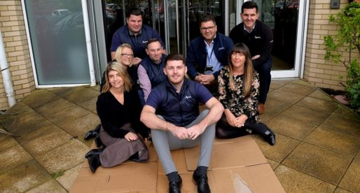 Acorn Recruitment Marks World Homeless Day 2019 with Key Partnership Agreement