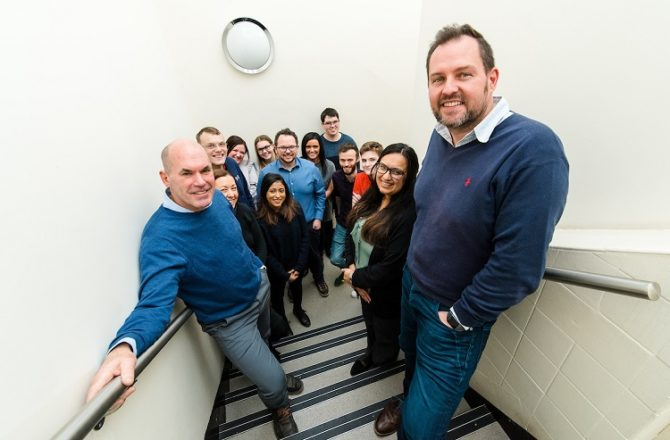 Glasgow Recruitment Firm Eyes Up Global Expansion