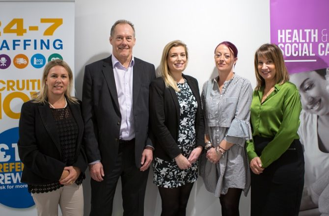 New Wiltshire Care Academy Partnership Aims to Plug County Skills Gap