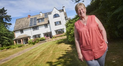 Worcestershire Green Care Home Manager has Big Plans for Residents