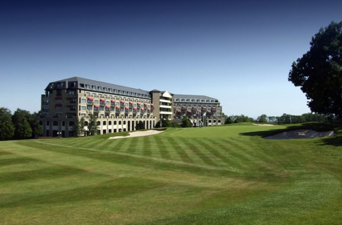 Celtic Manor Resort Selects Cornerstone to Revolutionise
