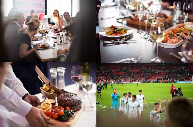 Client Entertainment or Personal Enjoyment, Never Miss a Moment with Club Wembley