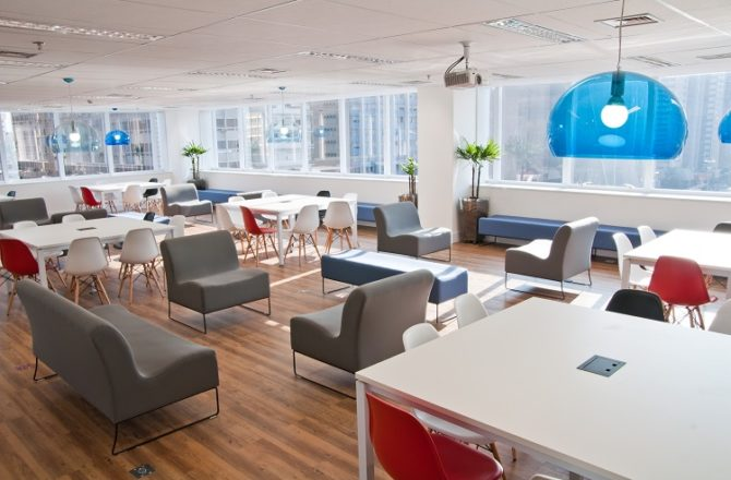 Why Coworking is Rising in Popularity