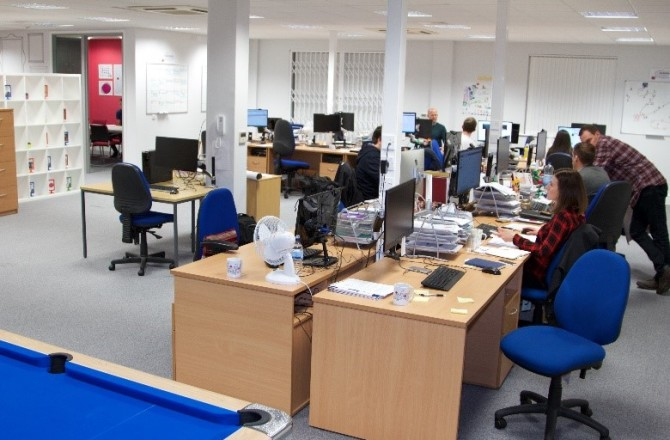 Recent Growth Means Two New Offices for Forward Role Recruitment