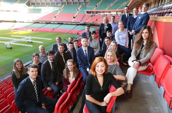 Programme Launch Sees Welsh Data Science Sector Challenge London