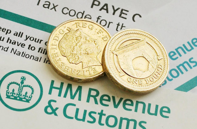 Tax is the Biggest Pensions Issue for HR Departments
