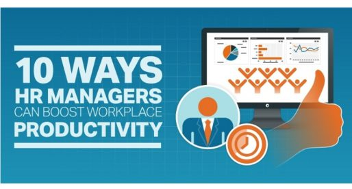 10 Ways HR Managers Can Boost Workplace Productivity