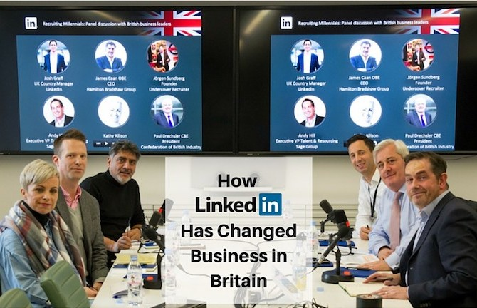 How Has LinkedIn Revolutionised Business in the UK?
