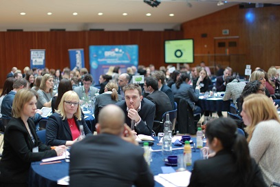 <strong> 14th April – London </strong> <br> 'The Conversation' – In-house Recruitment Conference