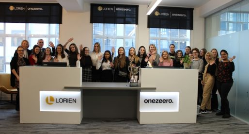 Lorien Partner with TechGirls to Tackle Skills Shortages