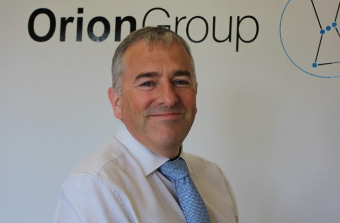 Orion Group Promotes New Group Deputy MD