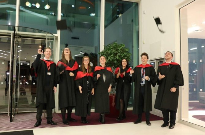Peninsula Ranked as the Top Company in the UK for Graduates
