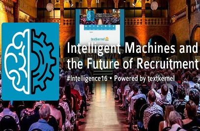 <strong> 2nd June – Amsterdam </strong> <br> Intelligent Machines and the Future of Recruitment