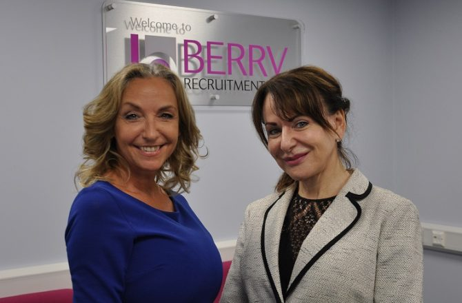 Berry Recruitment Makes New Appointment