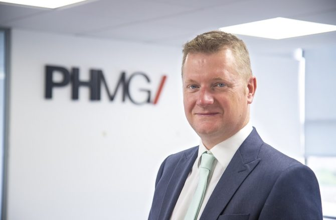 PHMG Appoints New Chief Technology Officer to its Board