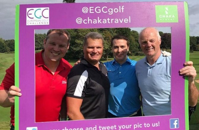 Recruitment Firm will Tee Off for Primrose Hospice Golf Day