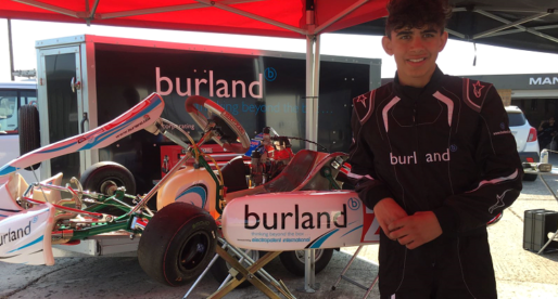 Motor Racing Prodigy Advances with Aon's Talent Assessment