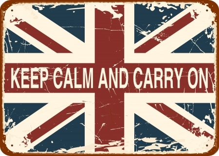 Keep Calm & Carry of with Recruitment Software