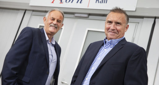 Acorn Appoints Head of Rail Division