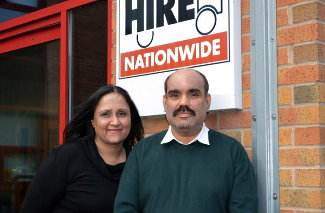 Driver Hire Announces New Midlands Franchisees