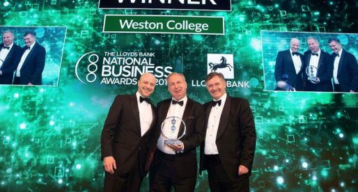 Weston College Claims Prestigious National Trophy