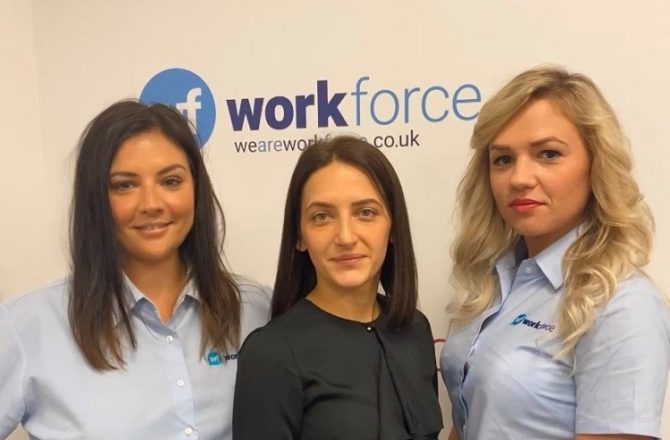 Worcestershire Recruitment Firm Workforce Announces Management Promotions