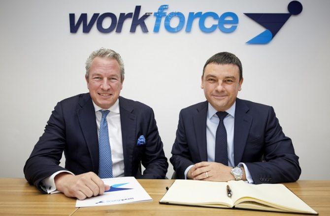 Serial Entrepreneur Joins Workforce as Chairman