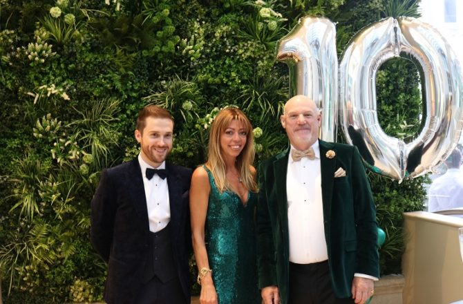 Ambition Celebrates 10 Years of Building Better Futures in London