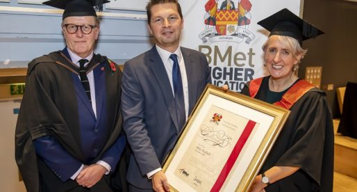 Birmingham Training Academy Honoured with Fellowship