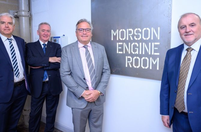 Morson Group Marks 50th Year with Record Results
