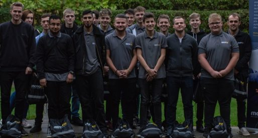 Motofix Group Invests in Future in Hiring Apprentices