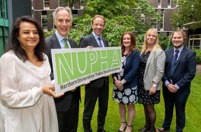 Experts Announce Pioneering Group to Tackle North/South Health Inequalities