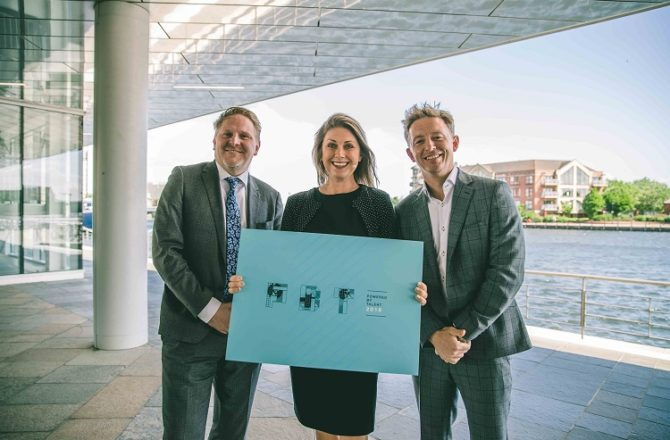Packed Inaugural Event Demonstrated NI really is Powered By Talent