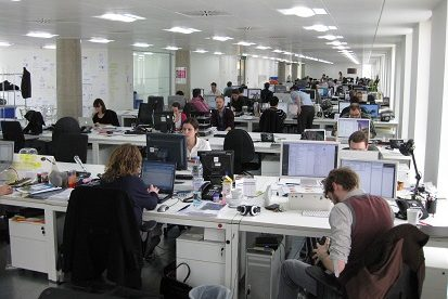 'Optimal Office' Productivity Gains Could Unlock £39.8 Billion GDP for UK and Ireland