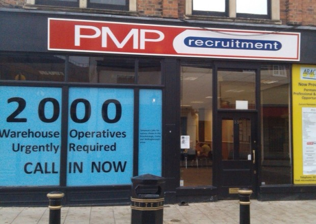 PMP on Major Recruitment Drive for 18,000 Retail Warehouse Workers