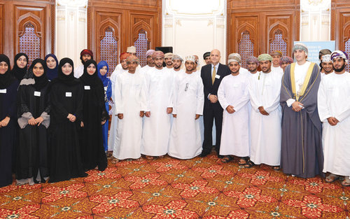Petrofac Celebrates Recruiting Record Number of Omani Graduates