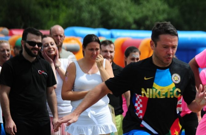 PMP Recruitment's Knockout Day Raises £25K for Charity