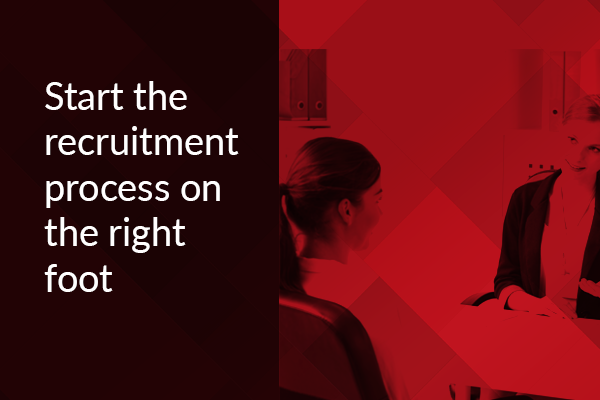 Enhancing the Recruitment Process for a Better Candidate Experience