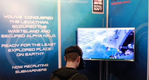 Major New Royal Navy Recruitment Drive Targets Gamers