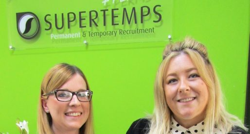 New Starters at North Wales Recruitment Firm Supertemps