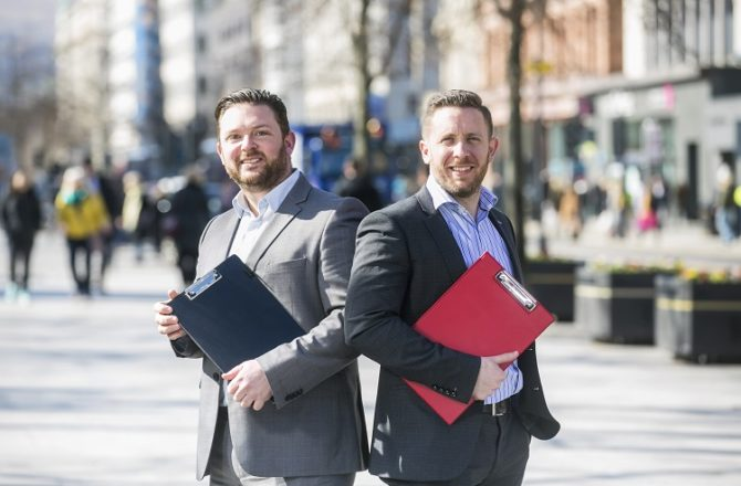 Pay Increases and Rewards Increase in NI Professional Services Sector