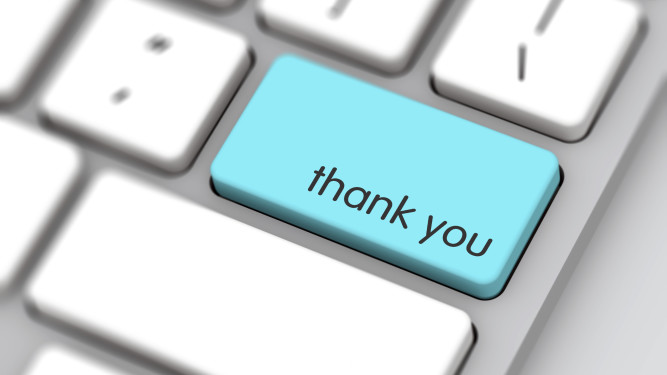 Saying Thanks with Smart Recruitment Technology