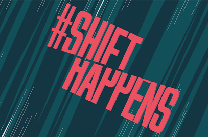 HR Technology Gurus to Gather in October for #ShiftHappens