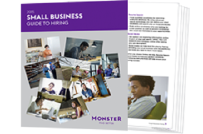 2015 Small Business Guide to Hiring