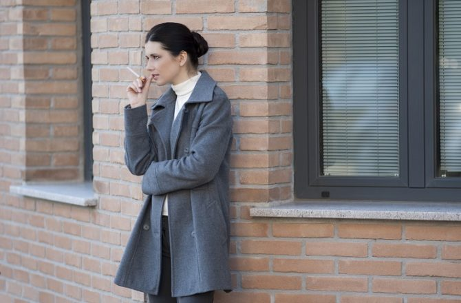 Half of UK Workers Say Smoking Breaks Breed Resentment Among Colleagues