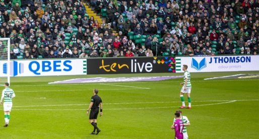 Ten Live Recruitment Become Community Partner Of Celtic FC
